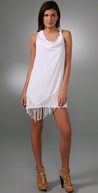 Madison Marcus String Tank Dress