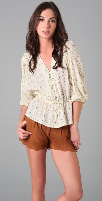 Madison Marcus Birth Blouse