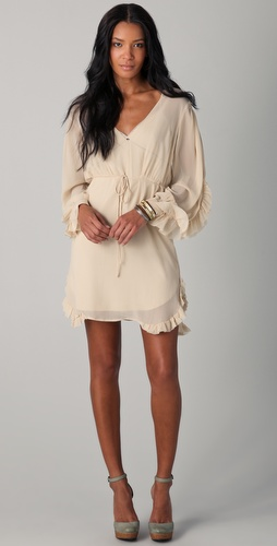 Madison Marcus Flourish Long Sleeve Dress
