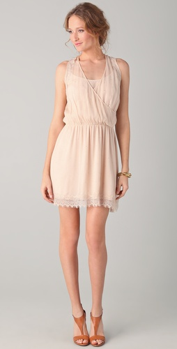 Madison Marcus Triumph Lace Dress