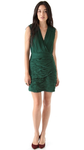 Madison Marcus Wrap Around Dress