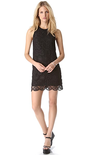 Madison Marcus Stimulate Lace Dress