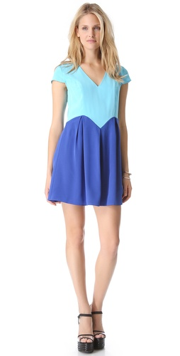 Madison Marcus Lead Shift Dress