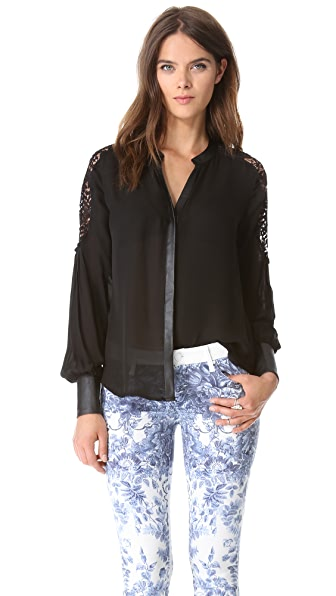 Madison Marcus Devise Blouse