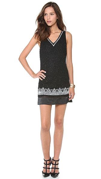 Madison Marcus Envision V Neck Dress