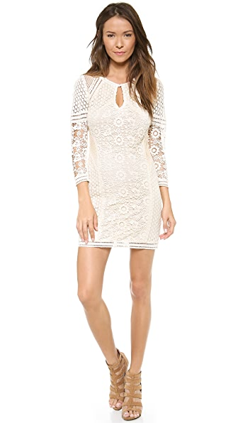 Madison Marcus Preen Lace Dress