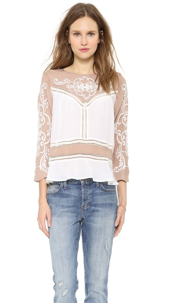 Madison Marcus Premier Blouse