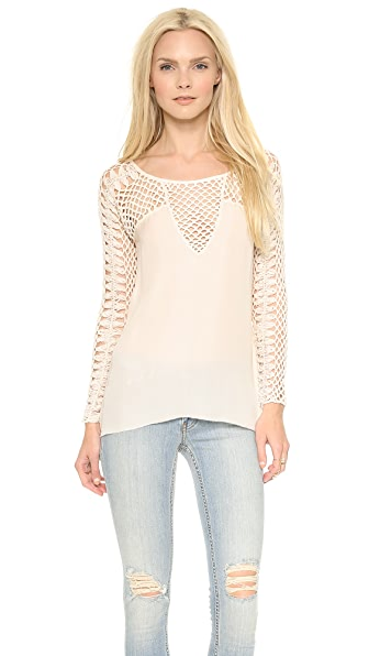Madison Marcus Divulge Boat Neck Top