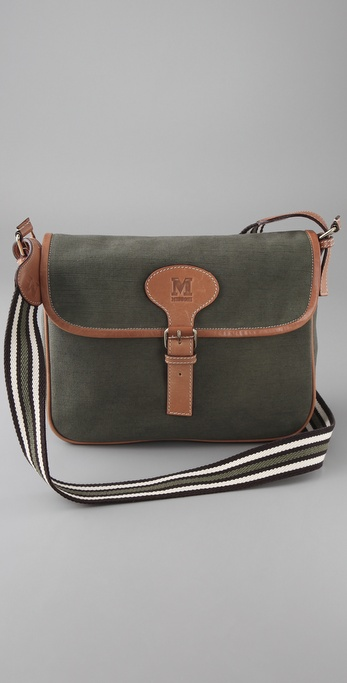 M Missoni Saddle Bag