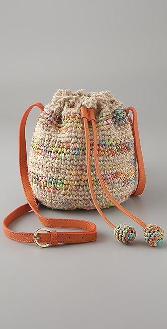 M Missoni Satchel Bag