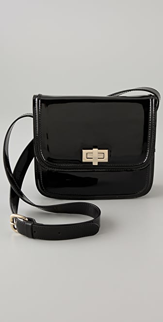 M Missoni Patent Lady Bag