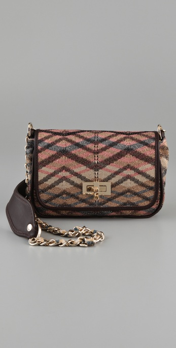M Missoni Metallic Cross Body Bag