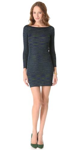 M Missoni Spaced Dye Dress
