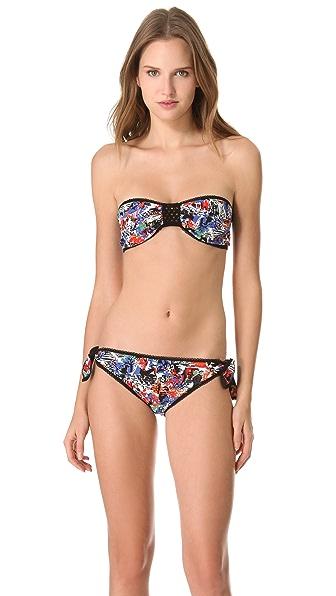 M Missoni Bandeau Bikini