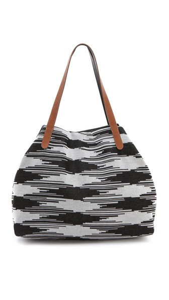 M Missoni Space Dye Tote