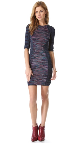 M Missoni Patchwork Sweater Dress