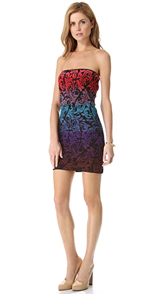 M Missoni Brocade Tube Dress / Skirt