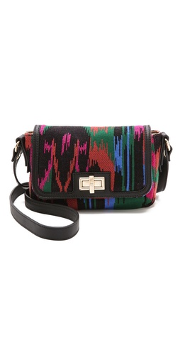 M Missoni Structured Woven Shoulder Bag at Shopbop / East Dane