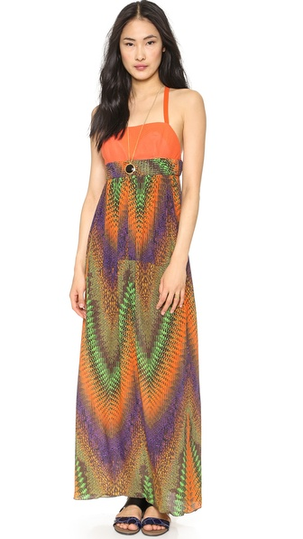 M Missoni Desert Horizon Maxi Dress