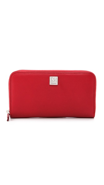 M Missoni Zip Around Wallet