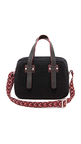 M Missoni Boucle Knit Satchel
