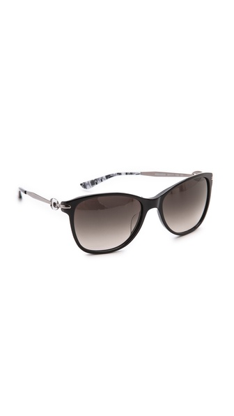 M Missoni Rounded Bottom Sunglasses