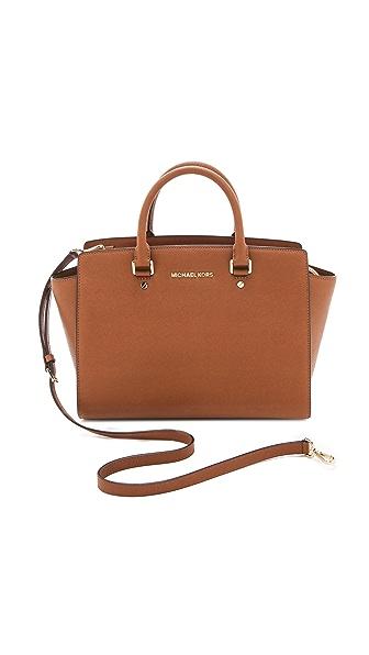 Объемная сумка-портфель Selma TZ