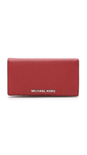 MICHAEL Michael Kors Jet Set Travel Large Slim Wallet