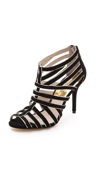 MICHAEL Michael Kors Tatianna Cutout Sandals