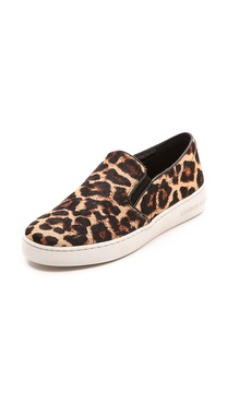 MICHAEL Michael Kors Keaton Haircalf Slip On Sneakers