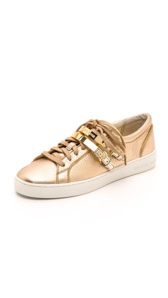 MICHAEL Michael Kors Kimberly Metallic Sneakers