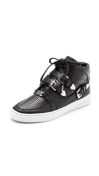 MICHAEL Michael Kors Robin High Top Sneakers