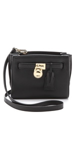michael kors hamilton small messenger bag