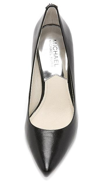 MICHAEL Michael Kors Flex 中跟浅口鞋
