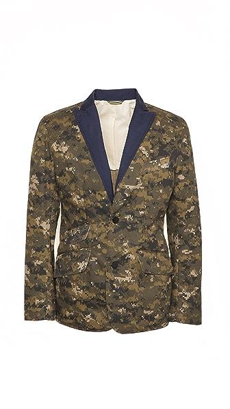 Mark McNairy New Amsterdam Digi Camo Tuxedo Jacket