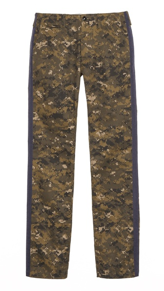 Mark McNairy New Amsterdam Digi Camo Tuxedo Pants