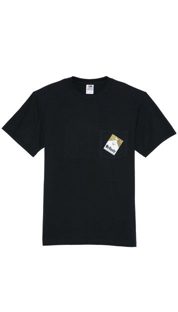 Mark McNairy New Amsterdam McNasty Pocket T-Shirt