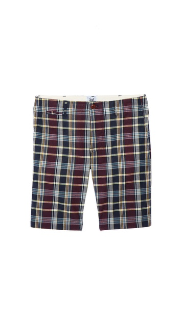 Mark McNairy New Amsterdam Chino Shorts