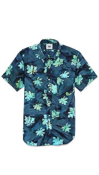 Mark McNairy New Amsterdam Short Sleeve Shirt