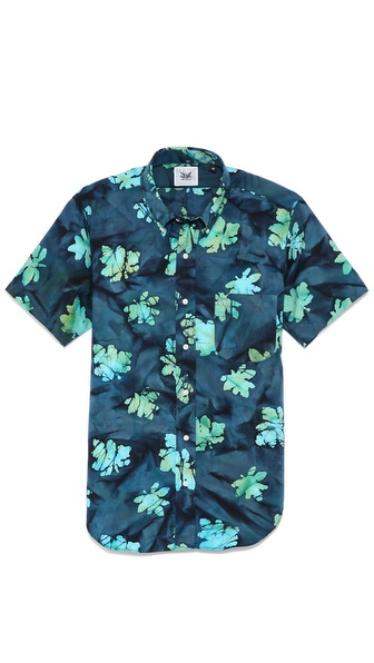 Mark McNairy New Amsterdam Short Sleeve Shirt