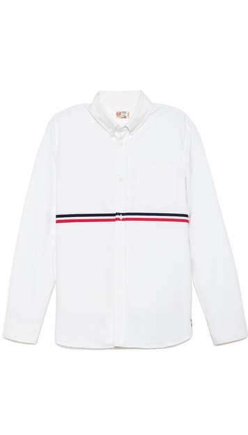 M.Nii Senator Long Sleeve Shirt