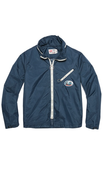 M.Nii Surfrider Windbreaker