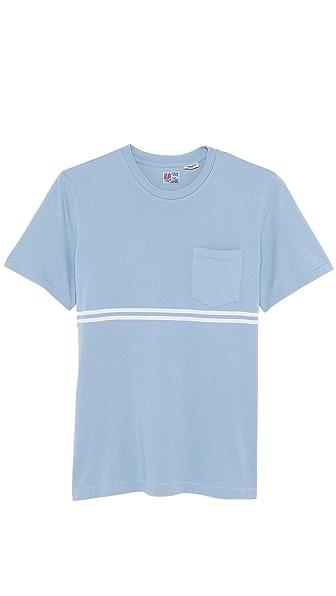 M.Nii Double Overhead T-Shirt