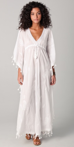 Melissa Odabash Safia Caftan