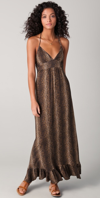 Melissa Odabash Barrie Dress