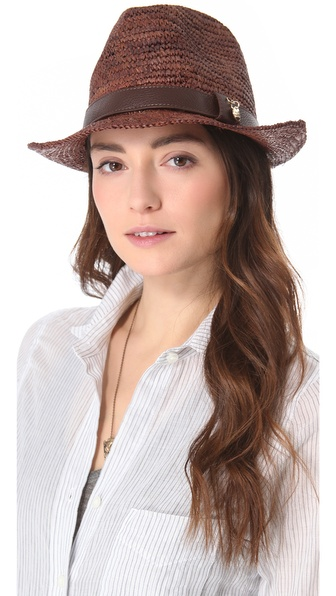 Melissa Odabash Cameron Panama Hat