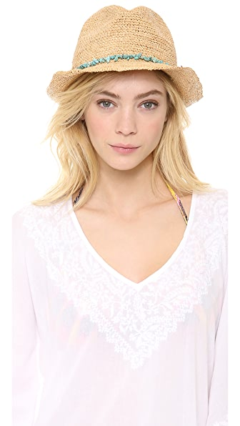 Melissa Odabash Emma Straw Hat