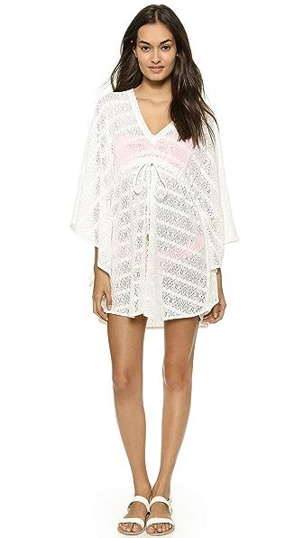 Melissa Odabash Melissa Odabash Keli Cover Up Dress (White)