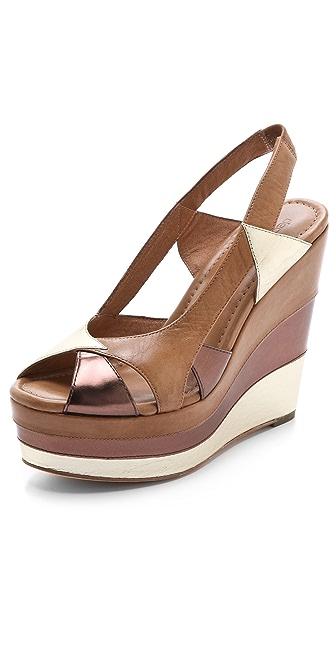Modern Vintage Shoes Decades for Modern Vintage '80s Platform Sandals