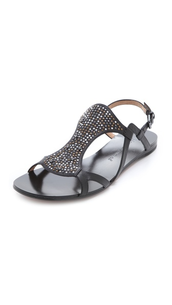 Modern Vintage Shoes Anita Studded Sandals